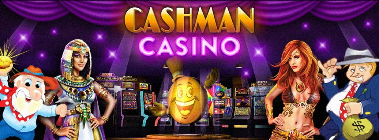 Cashman free coins from the best casino games online