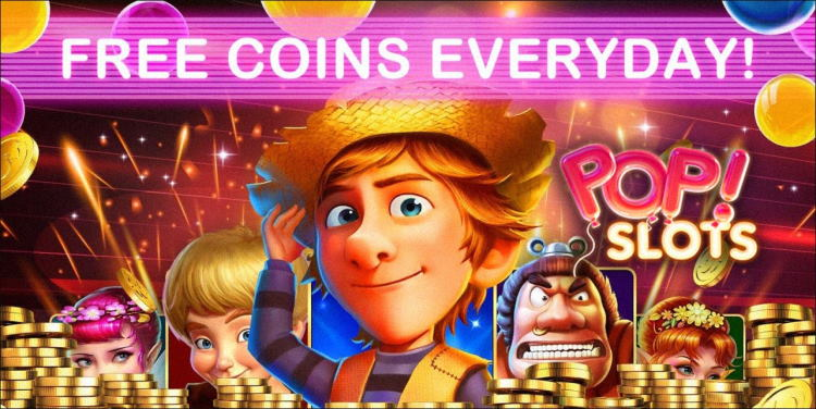 Pop Slots free coins: top tips how to get chips online and use to get profit
